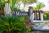 Te Manava Luxury Villas Spa Entrance