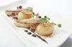 Pan-Seared Foie Gras and Hokkaido Scallops