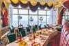 Burj Al Arab Jumeirah Al Iwan restaurant