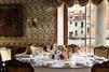 Club del Doge Restaurant - Intimate Wedding setup