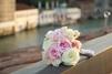 Wedding bouquet detail