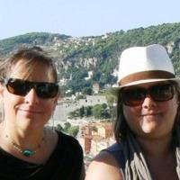 Lisa and Nancy Zupancic