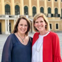 Martha King and Susan Whitson -  King and Whitson Travel