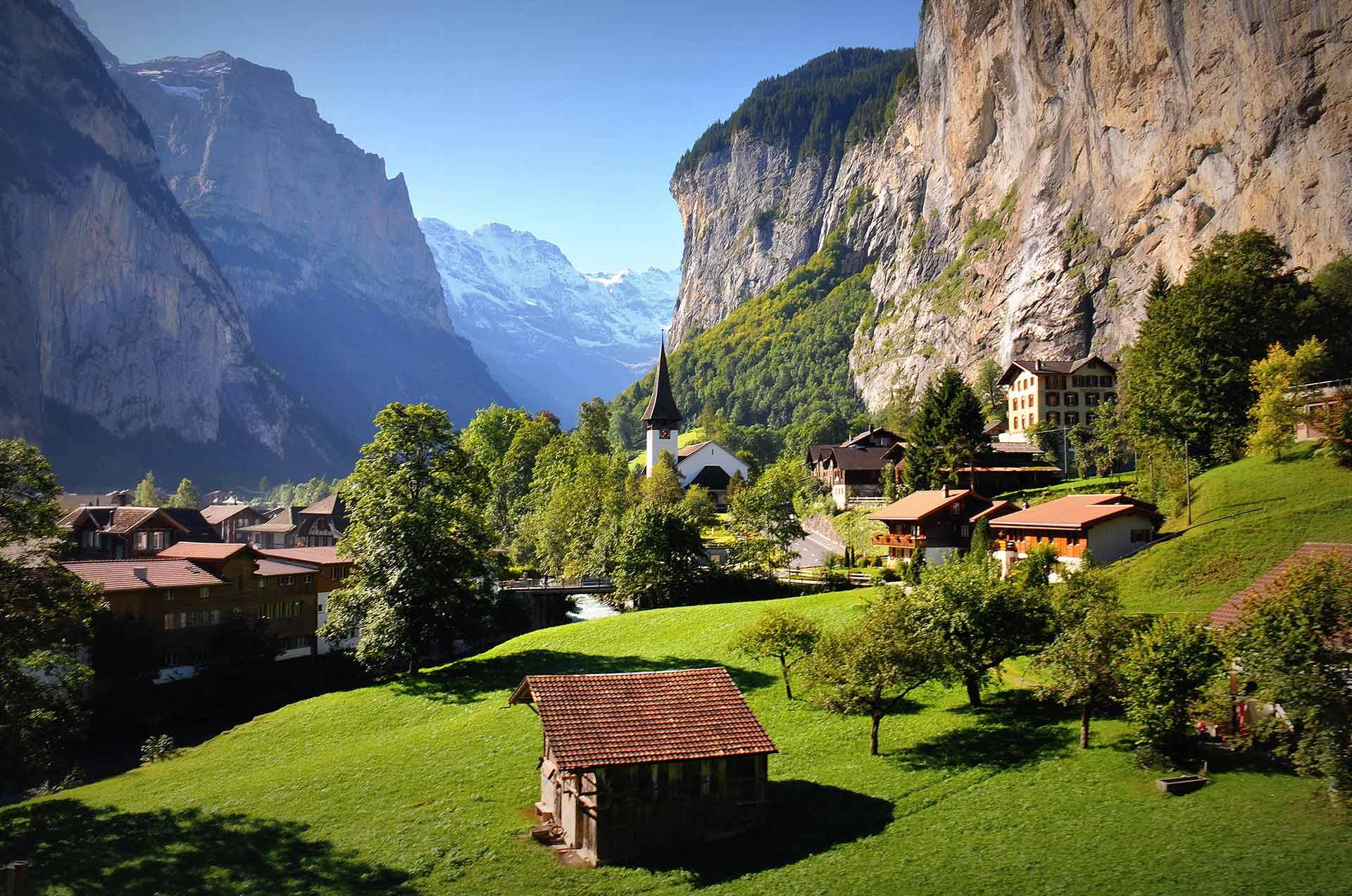 Switzerland - Virtuoso