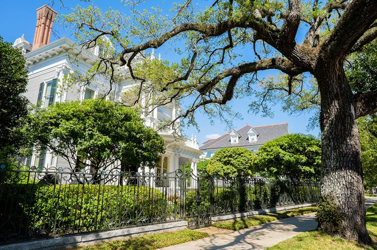 New orleans virtuoso for Best hotels in garden district new orleans