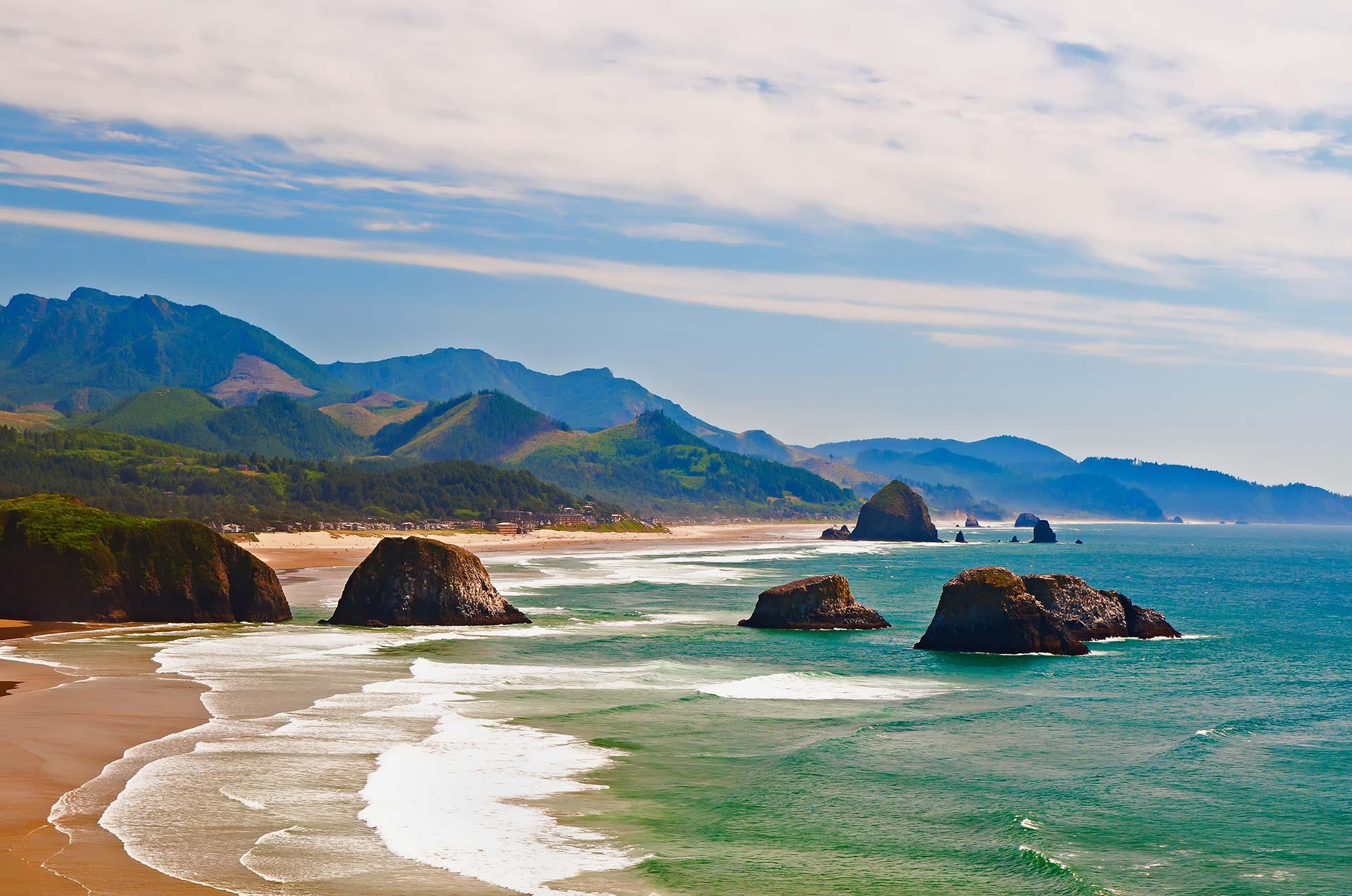 Beach Camping North Oregon Coast