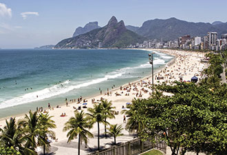 What should you do with a day in port in Rio de Janeiro?
