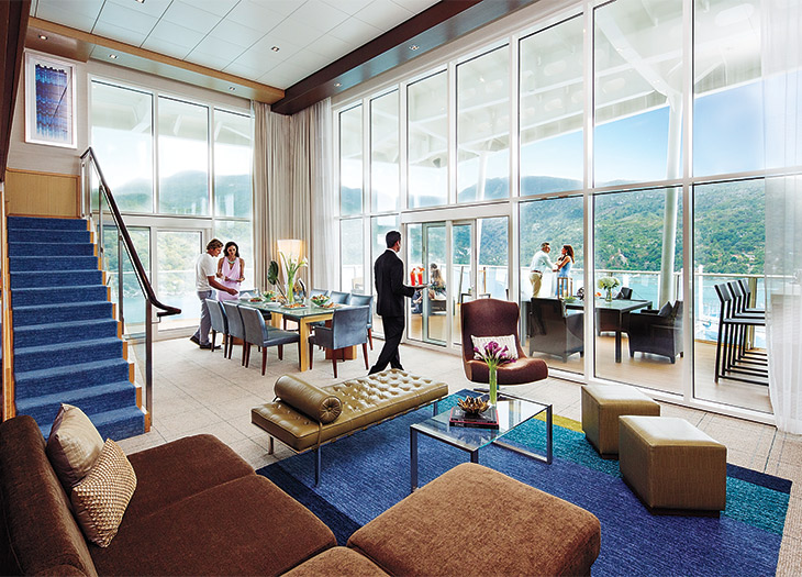 Virtuoso 7 Incredible Cruise Ship Suites