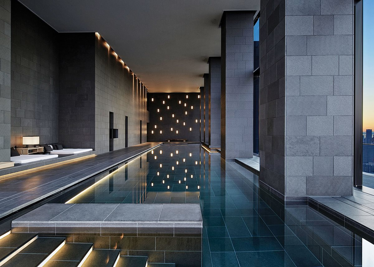 City Wellness: Five Spas Taking Things Up a Notch