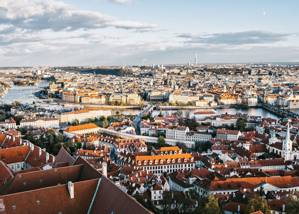 See Prague in Four Neighborhoods