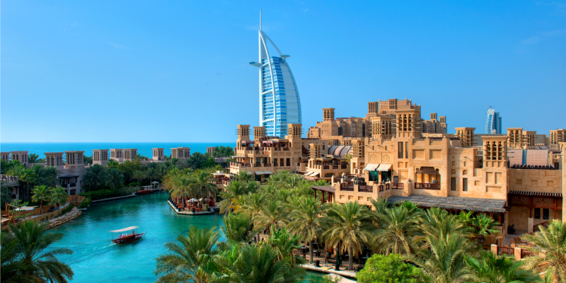 Relax in dubai s luxury yyz travel group for Luxury travel in dubai