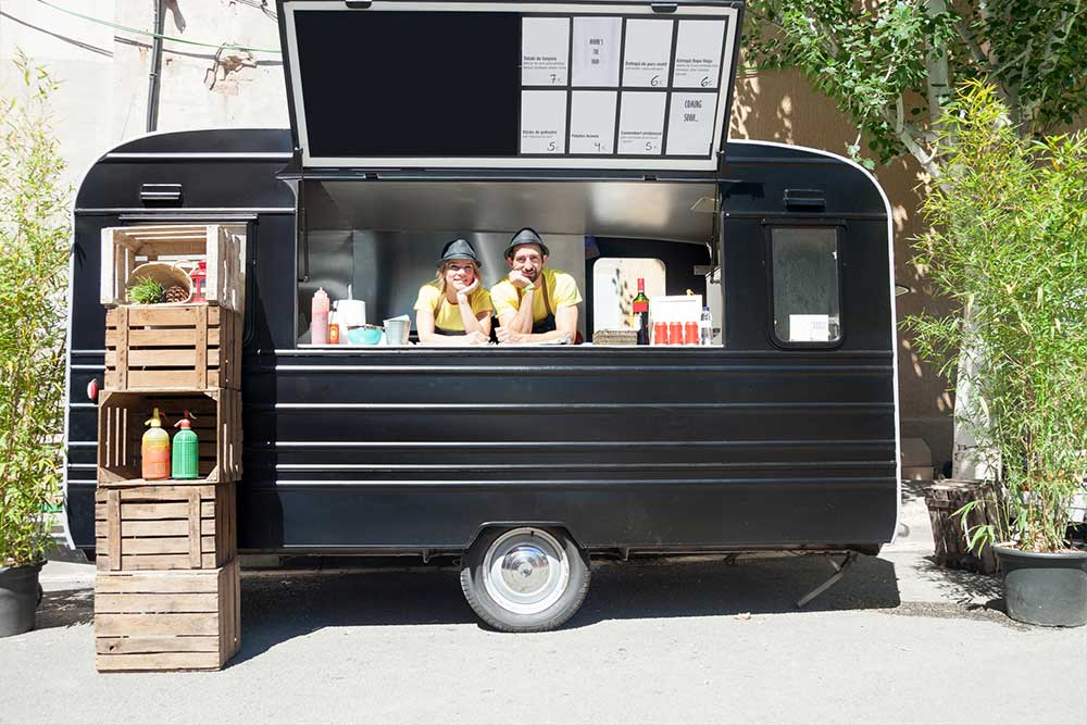 Delights On Wheels Food Truck