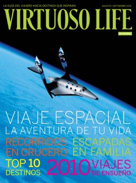 VirtuosoLifeLatinoamerica August / September 2010