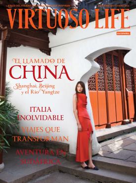 Descriptive text about the magazine type